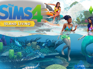 Sims 4 Island Living Download