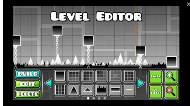 Geometry Dash download latest version game