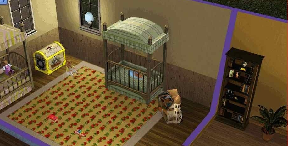The Sims 3 game 2020
