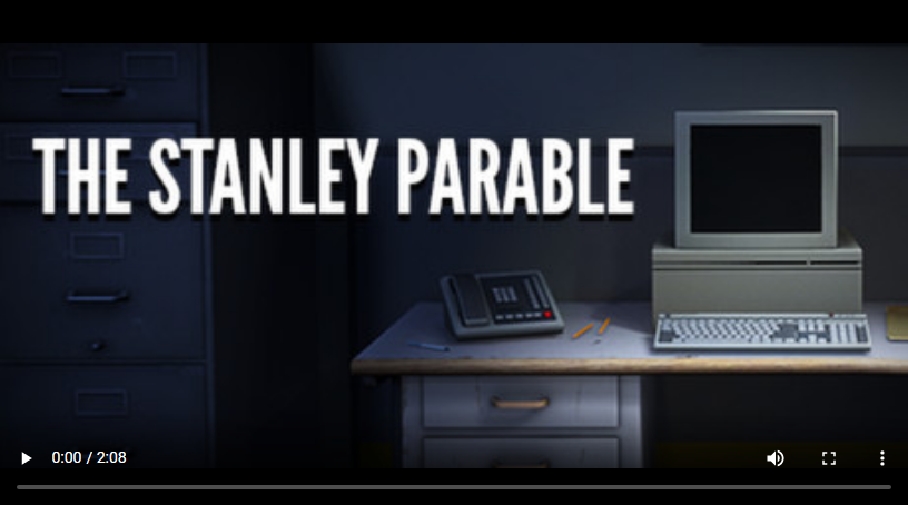 stanley parable switch