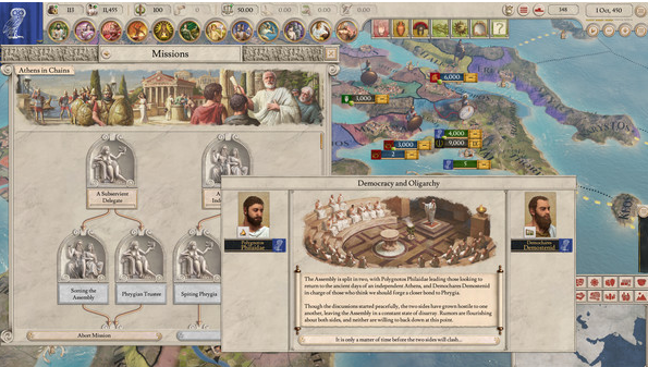 imperator rome steam