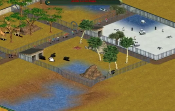 zoo tycoon: complete collection 2003
