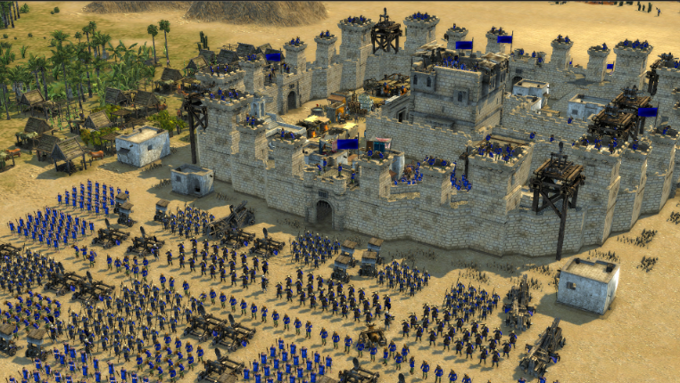Stronghold Crusader 3 Download