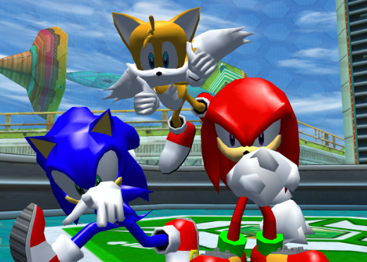Sonic Heroes Pc Download
