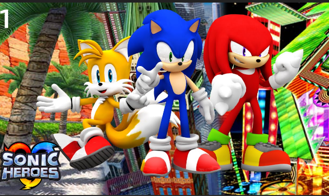sonic heroes pc steam