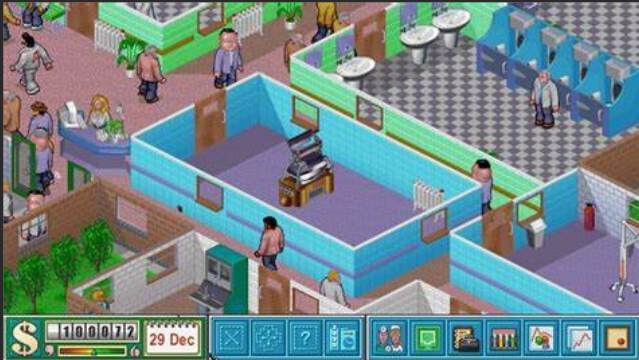 Theme Hospital Download pc game