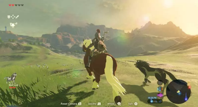 Legend Of Zelda Breath Of The Wild Pc Download