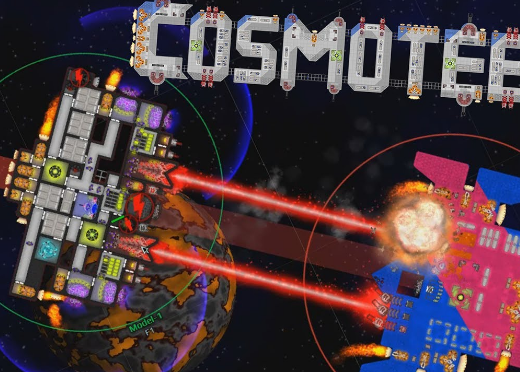 Cosmoteer Download