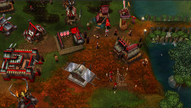 download battle realms winter of the wolf