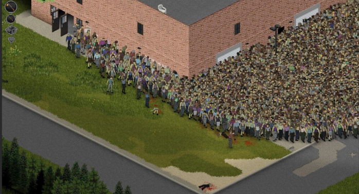 project zomboid mods