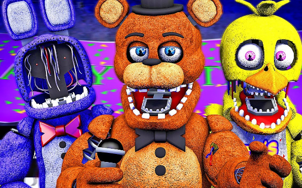 fnaf 2 download gamejolt
