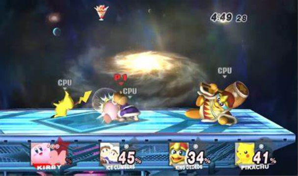 super smash bros wii u download