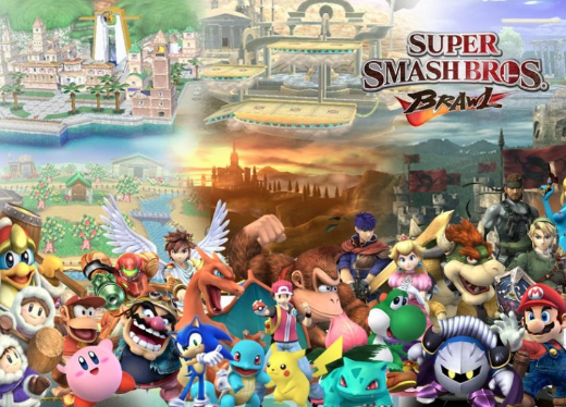 Super Smash Bros Brawl Pc Download