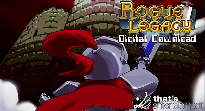 Rogue Legacy Download pc game