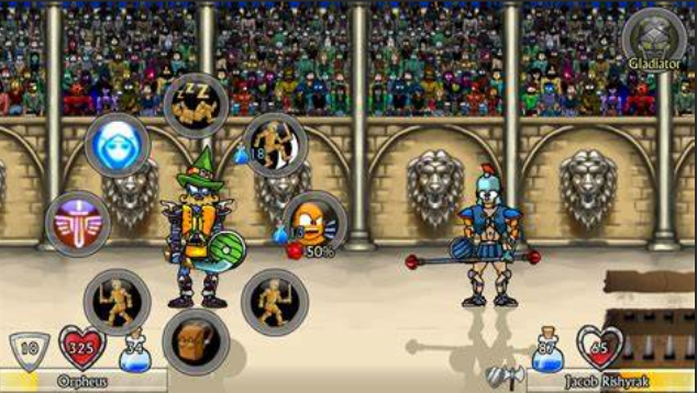 Swords And Sandals 2 Full Version Download pc game