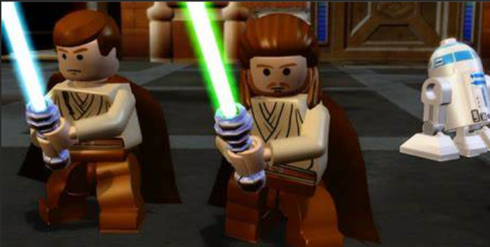 Lego Star Wars The Complete Saga Download pc game
