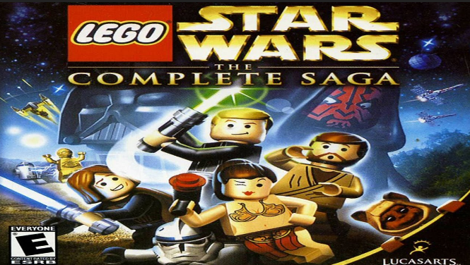 Lego Star Wars The Complete Saga Download game