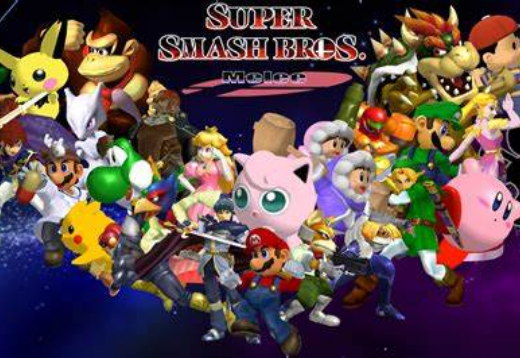 Super Smash Bros Melee Download