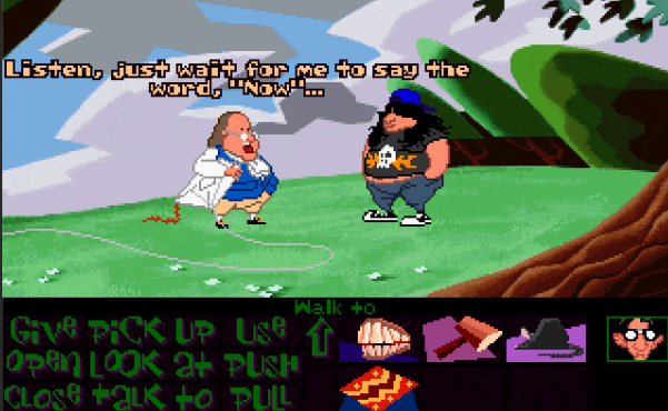 Day Of The Tentacle Download game