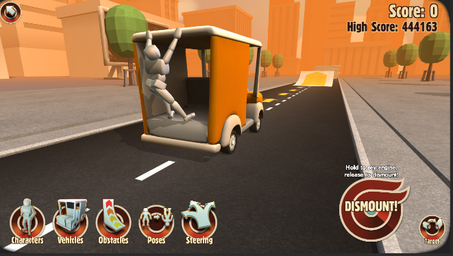 turbo dismount demo