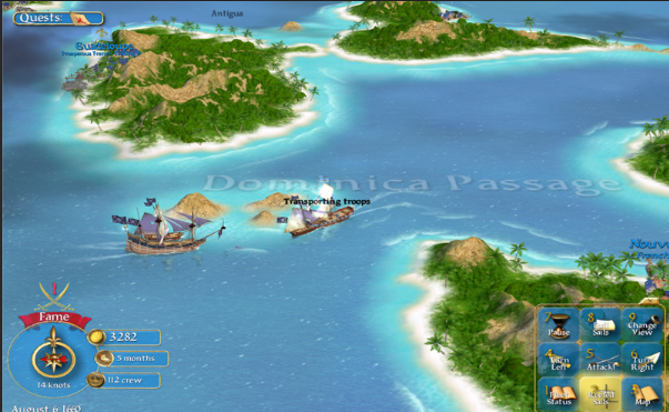 sid meier's pirates free download