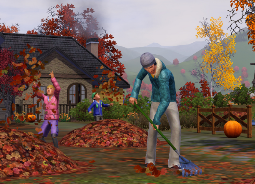 Sims 3 Seasons Download