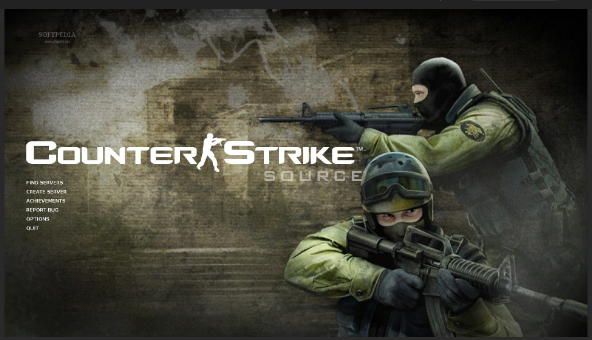 Counterstrike Source Free Download game