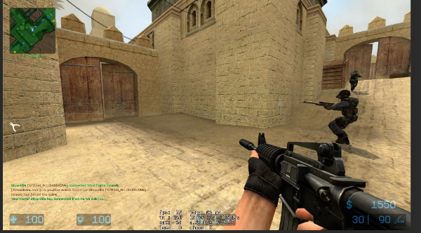 Counterstrike Source Free Download pc game