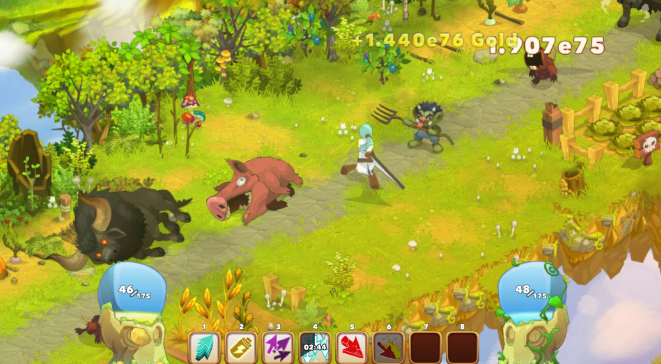 Clicker Heroes 2 Download pc game