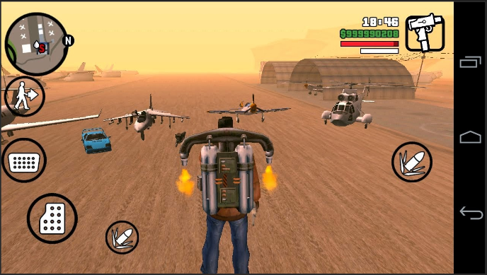 Download Gta An Andreas game