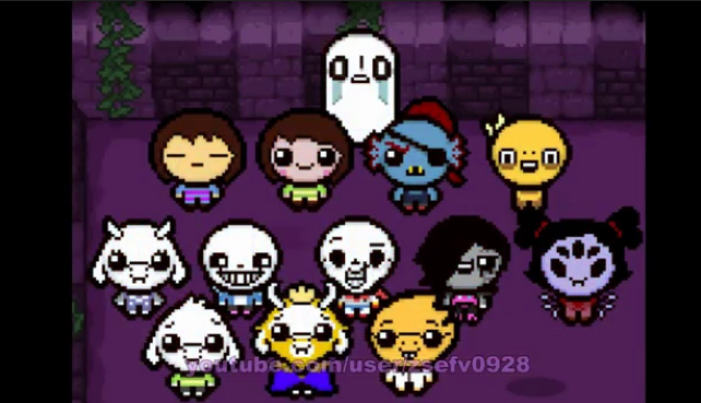 the binding of underfell