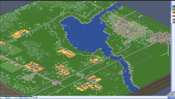 Simcity 3000 Download game