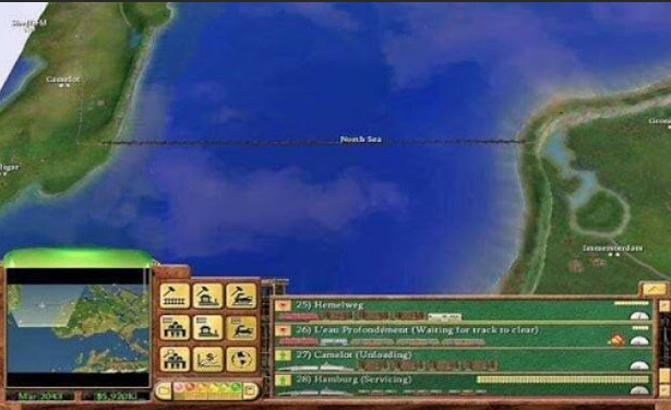 Railroad Tycoon 3 Download game