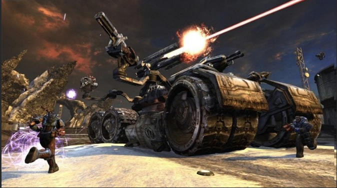 unreal tournament 3 download game