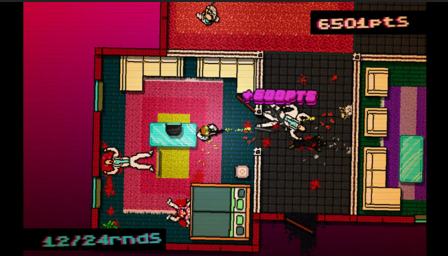 Hotline Miami Download game