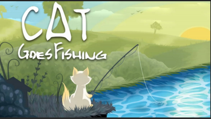 Cat Goes Fishing Download pc game