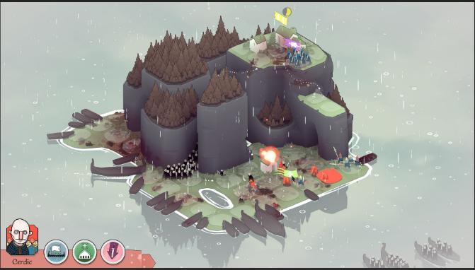 Bad North Download pc game