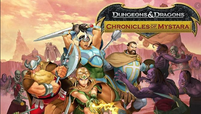 Dungeons And Dragons Download game