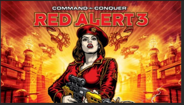 Command & Conquer Red Alert 3 Download game