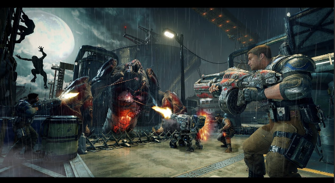 Gears Of War 4 Pc Download pc game