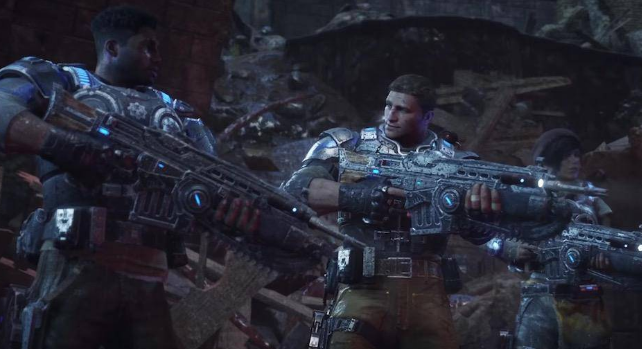 Gears Of War 4 Pc Download game