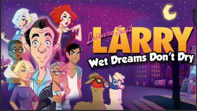 Leisure Suit Larry Download game