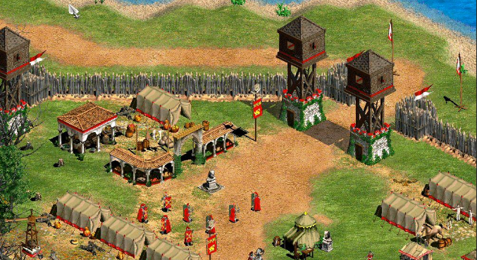 age of empires 1 windows 10