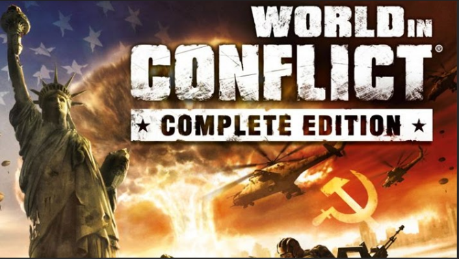 World In Conflict Download pc game