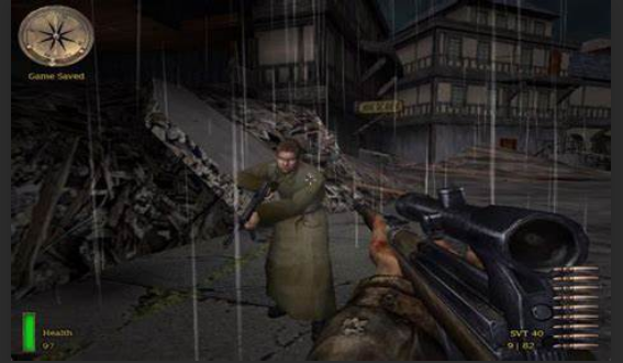 Medal Of Honor Allied Assault Download game