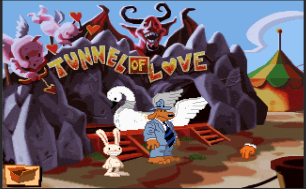 Sam And Max Hit The Road Download game