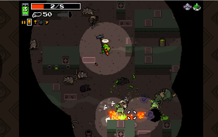 Nuclear Throne Download game