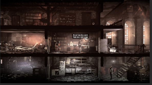 This War Of Mine Free Download apk