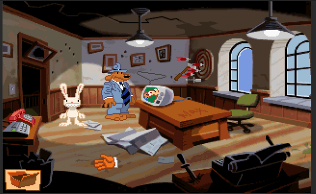 Sam And Max Hit The Road Download pc game