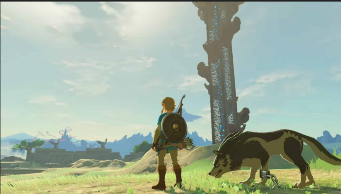 Breath Of The Wild Pc Download